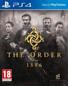 The Order: 1886 / PS4 / RUS
