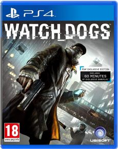 Watch Dogs / PS4 / RUS / lietota