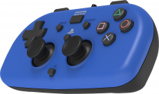 Vadu kontrolieris HORI Wired MINI Gamepad (Blue) /PS4