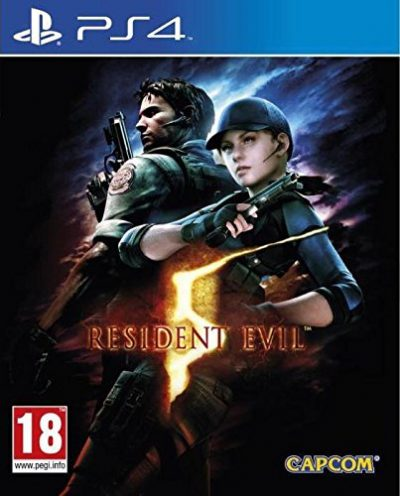 Resident Evil 5 HD /PS4