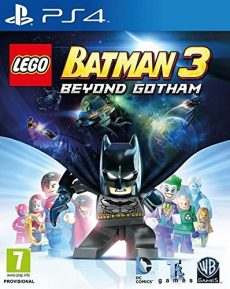 Lego Batman 3: Beyond Gotham /PS4