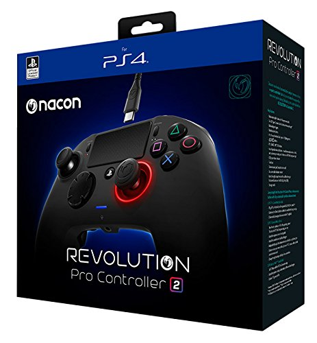 Nacon Revolution Pro Controller [Black] /PS4