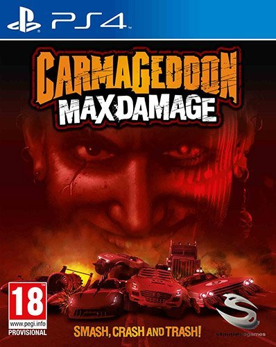 Carmageddon: Max Damage /PS4