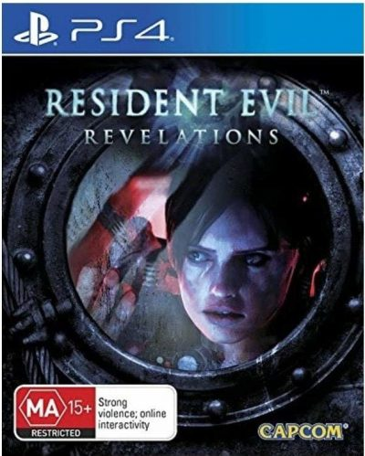 Resident Evil: Revelations HD /PS4