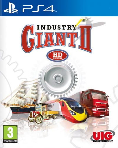 Industry Giant 2 HD Remake /PS4