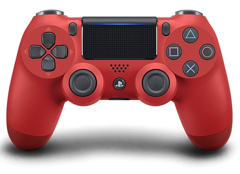 Sony Dualshock 4 Controller (NEW VERSION 2) - Red (EU) /PS4
