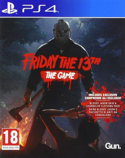 Friday the 13th /PS4