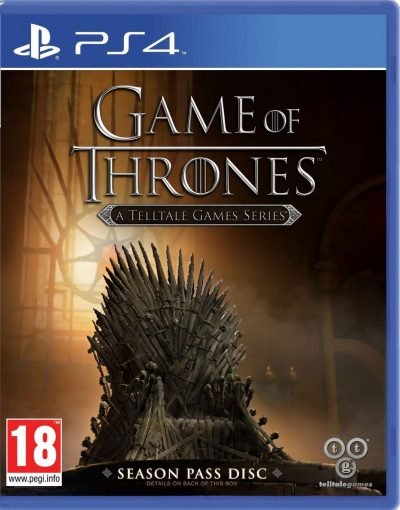 Game of Thrones A Telltale Games (PS4)