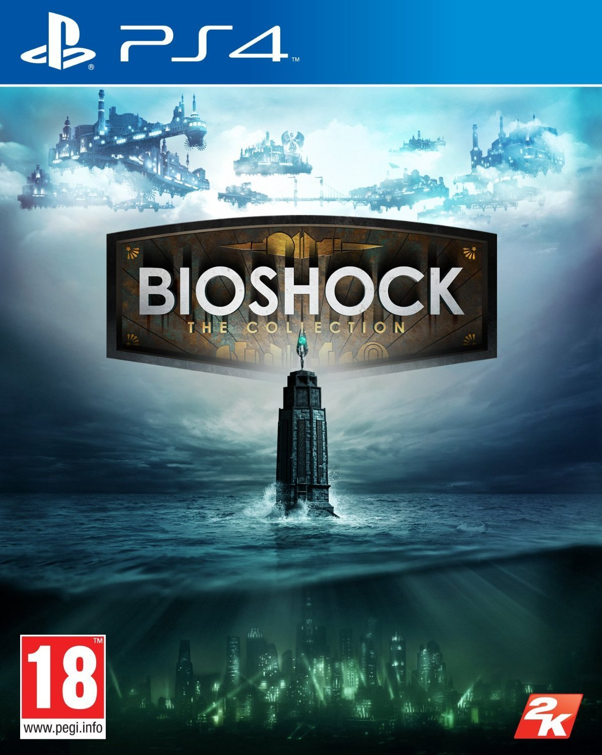 Bioshock: The Collection /PS4
