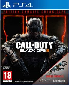 Call of Duty: Black Ops III : Zombies Chronicles HD /PS4