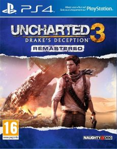 Uncharted 3: Drake's Deception Remastered /PS4
