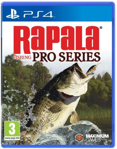 Rapala Fishing Pro Series /PS4