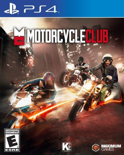 Motorcycle Club /PS4