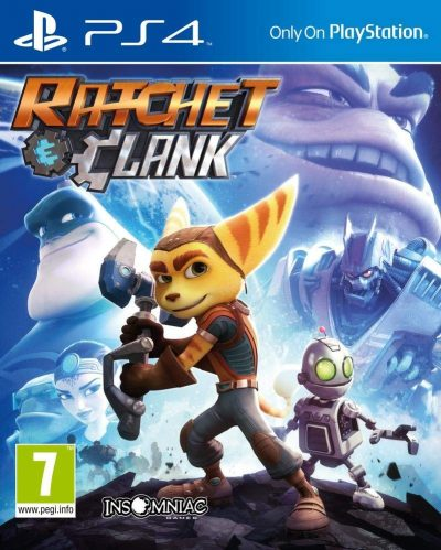 Ratchet & Clank /PS4