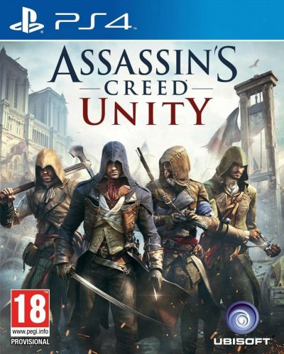 Assassin's Creed: Unity /PS4