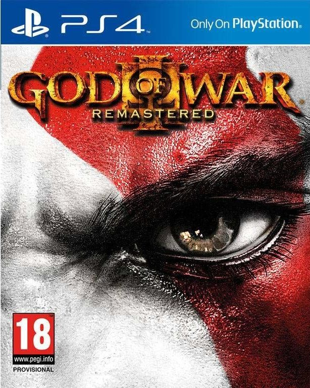 God of War III (3) Remastered /PS4