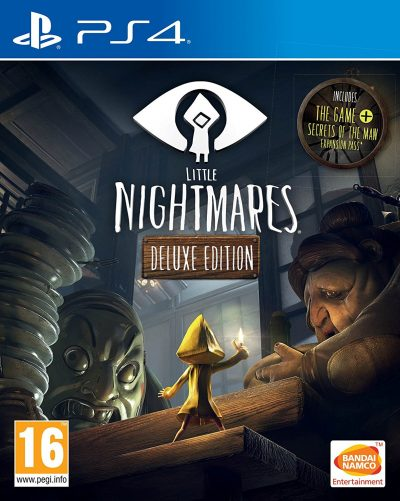 Little Nightmares: Deluxe Edition /PS4