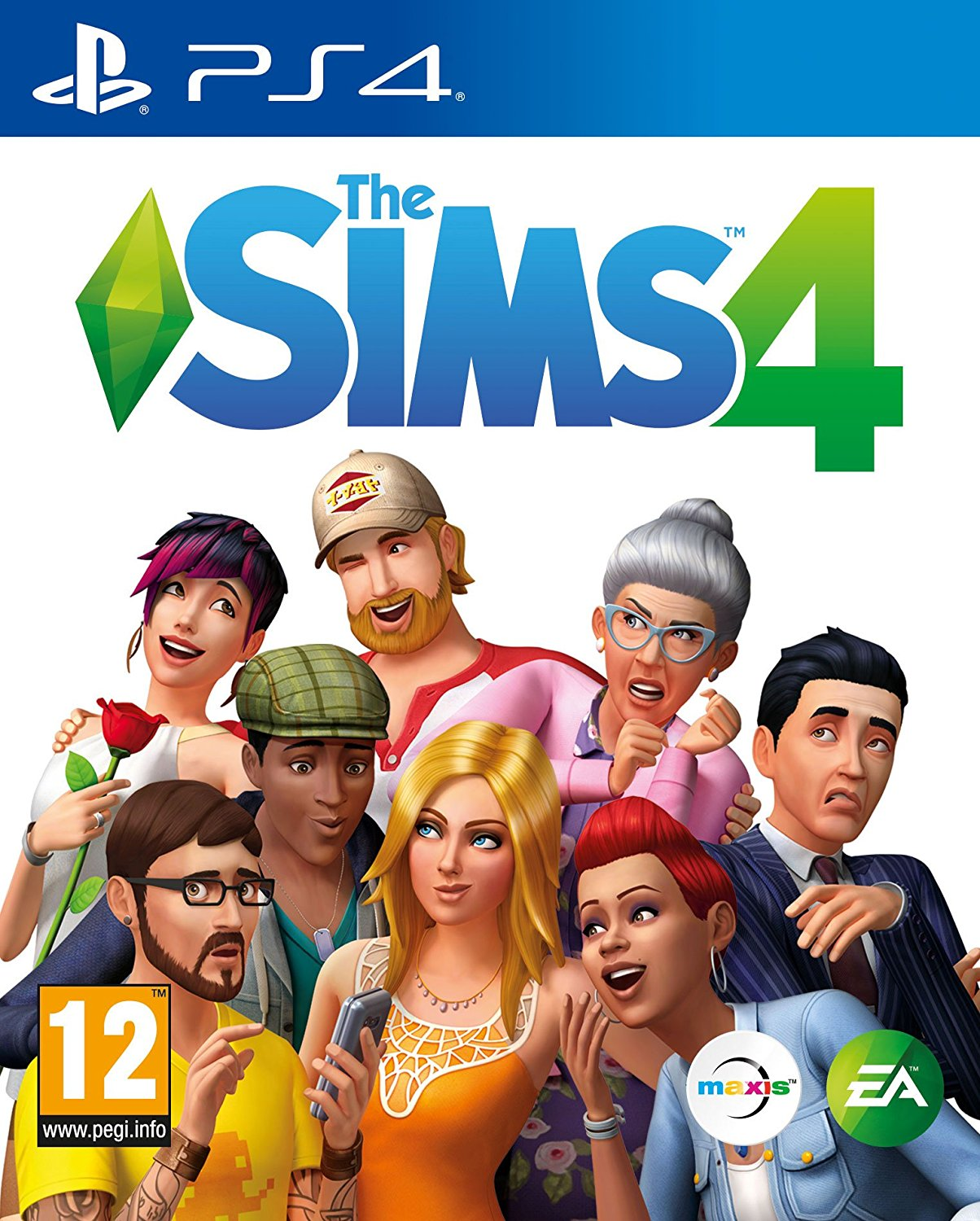 Sims 4 /PS4