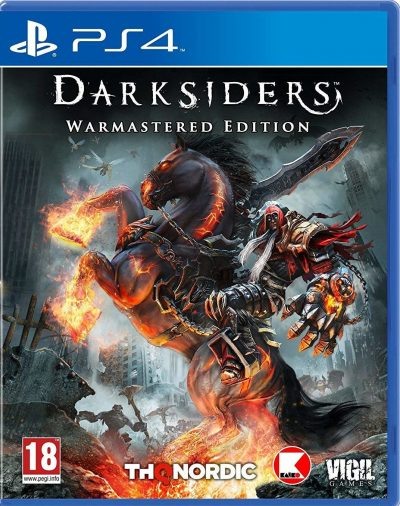 Darksiders: Warmastered Edition /PS4