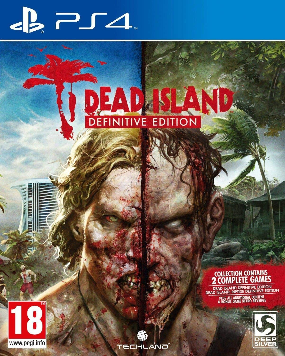 Dead Island - Definitive Collection /PS4