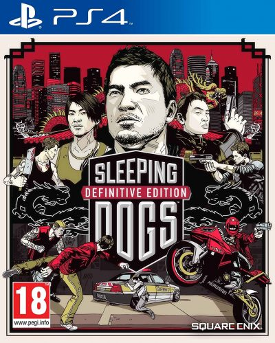 Sleeping Dogs: Definitive Edition /PS4