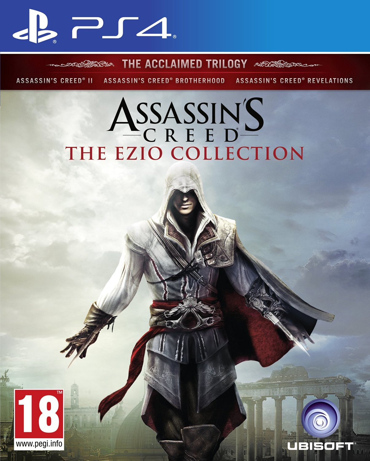 Assassin's Creed: The Ezio Collection /PS4