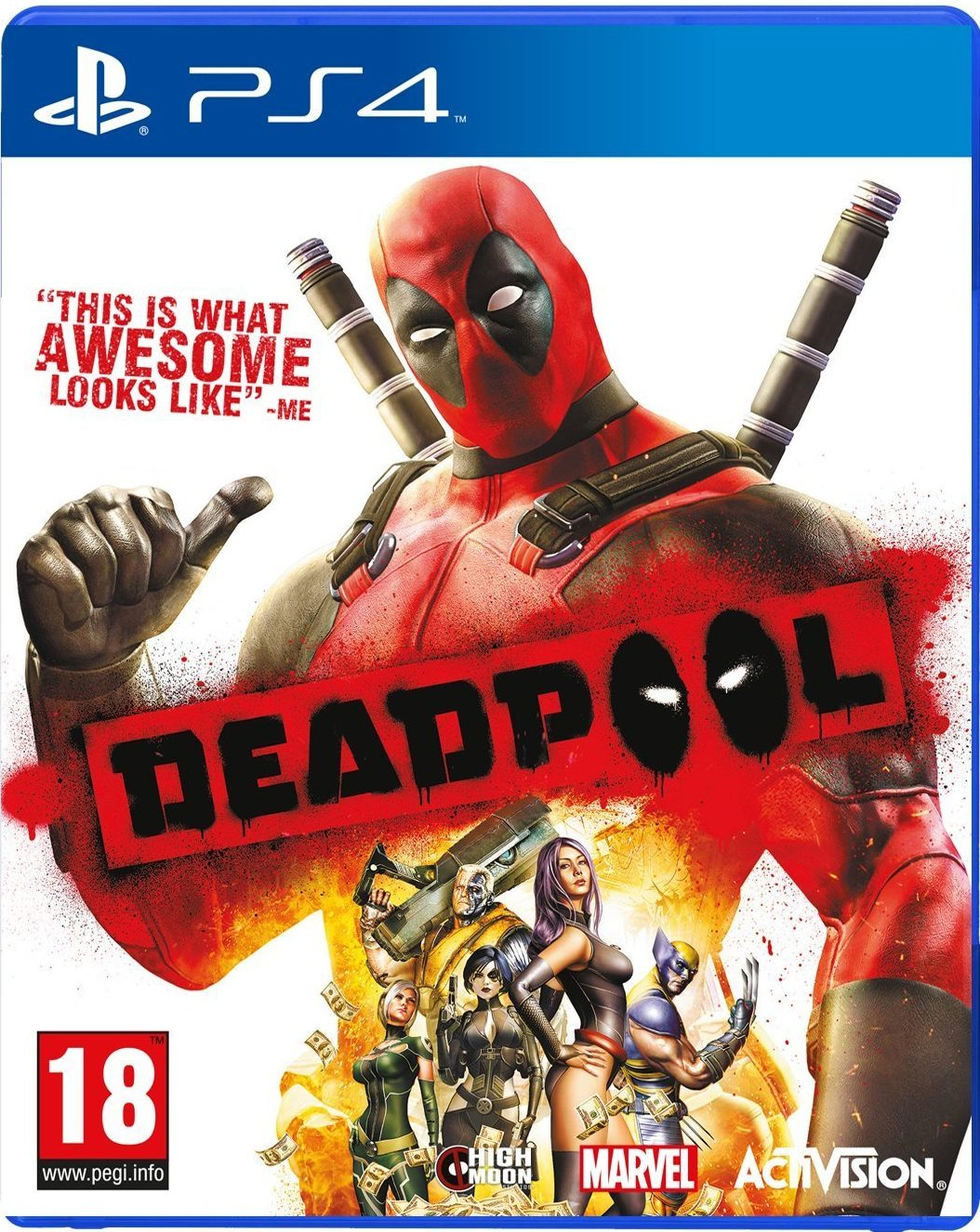 Deadpool /PS4