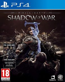 Middle-Earth: Shadow of War  /PS4