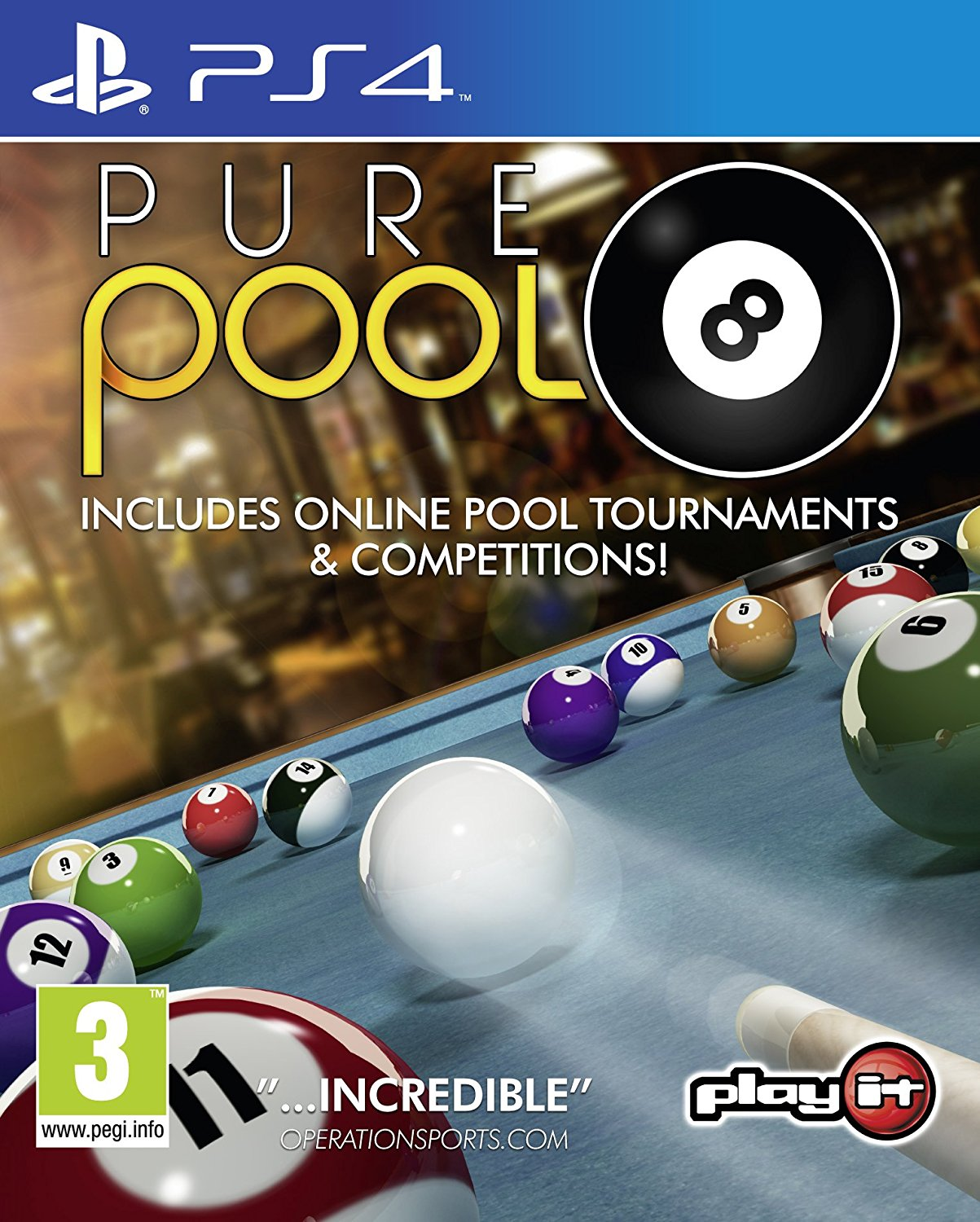 Pure Pool /PS4