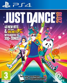 Just Dance 2018 /PS4