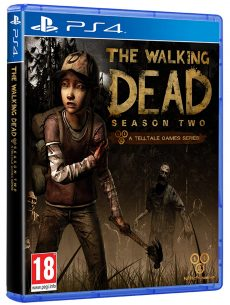 The Wolking Dead Season Two /PS4