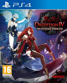 Deception IV: The Nightmare Princess /PS4