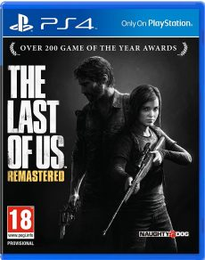 The Last of Us - Remastered /PS4