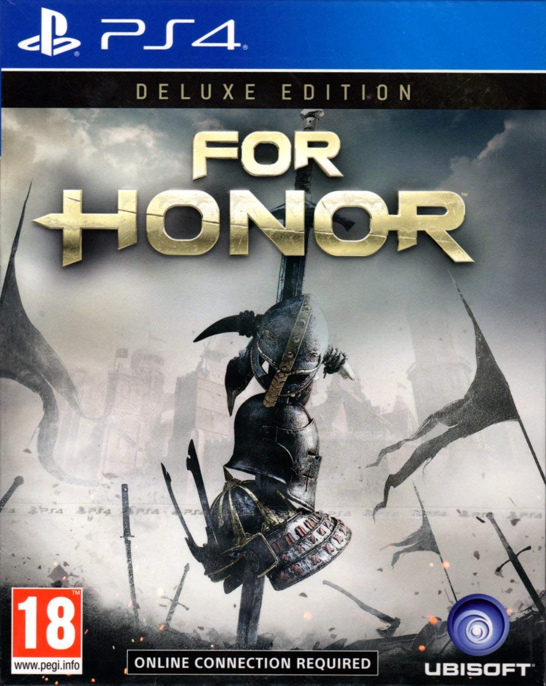 For Honor - Deluxe Edition /PS4
