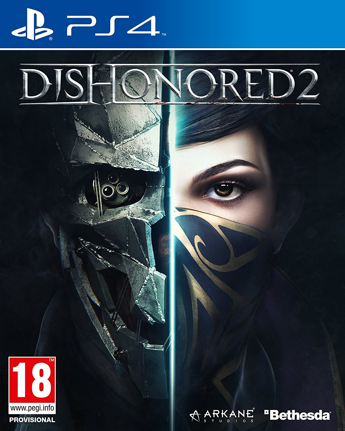 Dishonored II (2) /PS4