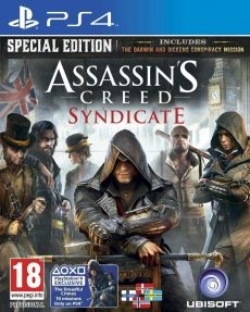 Assassin's Creed Syndicate - Special Edition (PS4)
