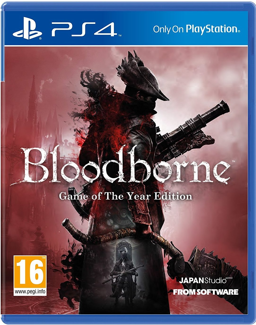 Bloodborne - Game of the Year Edition /PS4