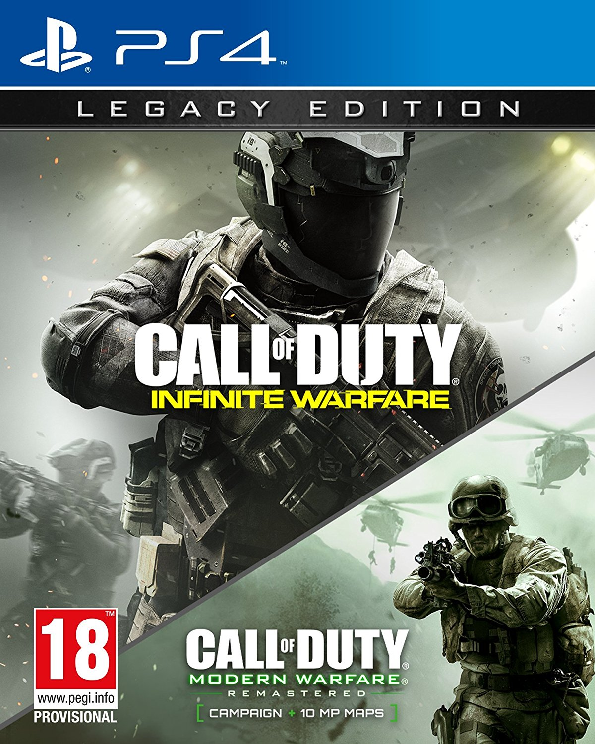 Call of Duty: Infinite Warfare: Legacy Edition /PS4