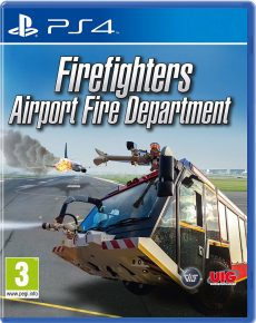 Airport Fire Department - The Simulation /PS4