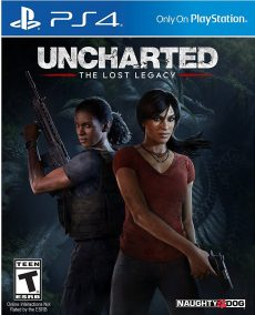 Uncharted: The Lost Legacy /PS4