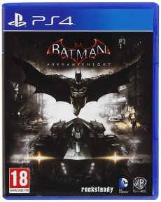Batman: Arkham Knight /PS4