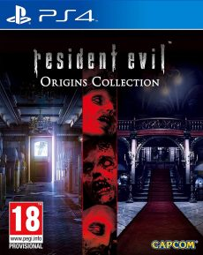 Resident Evil Origins Collection /PS4
