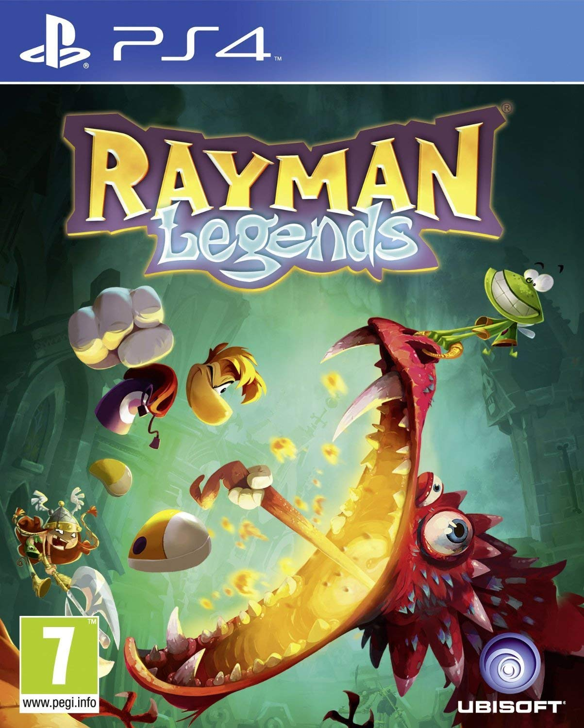Rayman Legends /PS4
