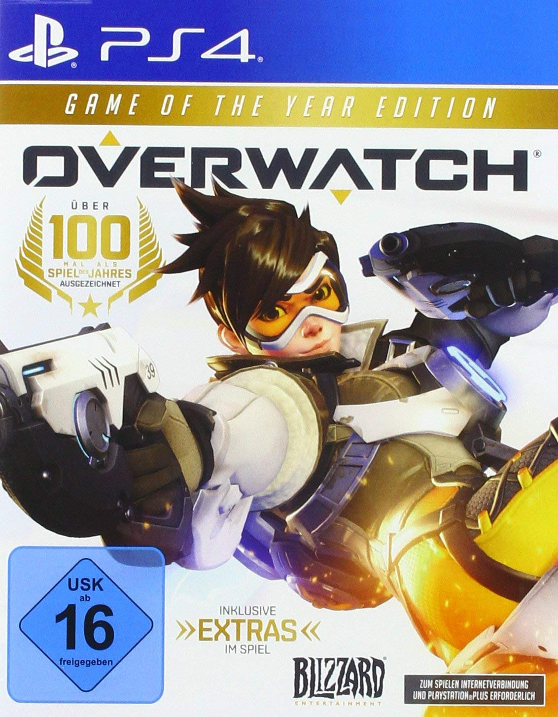 Overwatch Game of the Year Edition /PS4