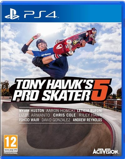 Tony Hawks Pro Skater 5 Rad Pack Edition (PS4)