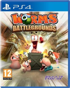 Worms Battlegrounds /PS4