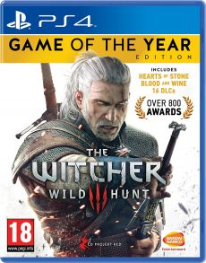 The Witcher III (3) Wild Hunt - Game of the Year /PS4