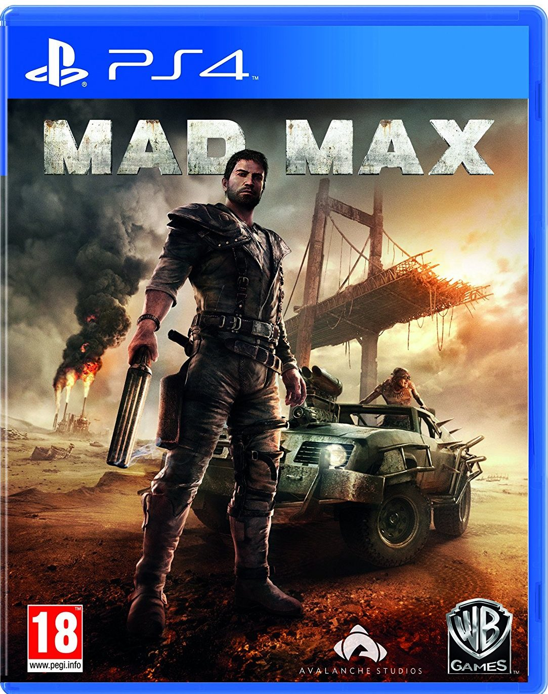Mad Max /PS4