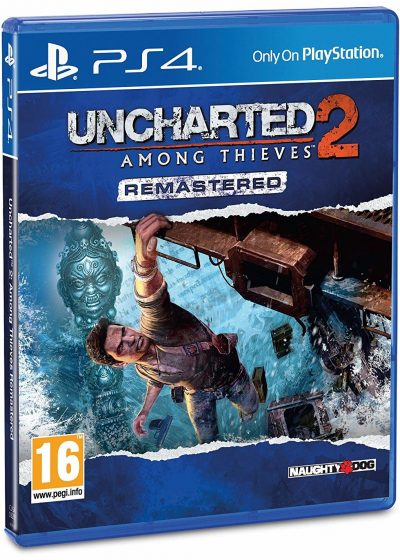 Uncharted 2: Among Thieves Remastered /PS4