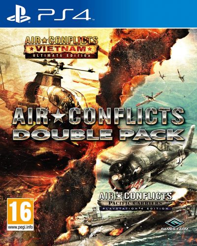 Air Conflicts: Double Pack /PS4